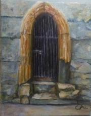 WEB Church in Ruins 2 by Chi Stewart $265