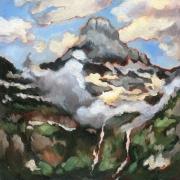 WEB Cloud Cradle by Magdalena Nilges $225