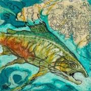 WEB Diving Deep by Lori Knight $149