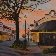 WEB Edmonds Sunset by Johanne Friedrichs $325