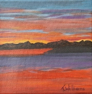 WEB End of Day by Theresa Williams $125