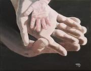 WEB Family Hands by Tom Schumacher $154