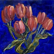 WEB In Full Bloom by Kathleen Ritz $200
