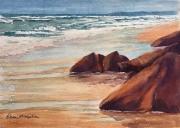 WEB Kauai Beach looking South by Eileen McMackin $125