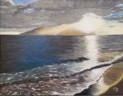WEB Maui at Sunset by Tom Schumacher $154