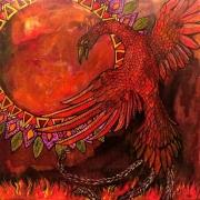 WEB Phoenix Rising by Jeannine Frazier Boone $150