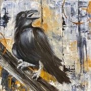 WEB Raven's Call by Lisa Kaplan $350