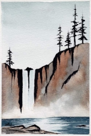 WEB Snoqualmie Falls by Alison Lilly $100