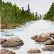 WEB Snoqualmie River Rocks by Alison Lilly $100