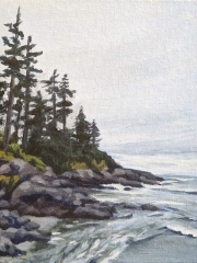 WEB Tofino Beach by Shelby Cook $350
