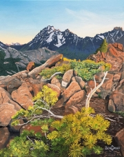 First-Light-on-the-Stuart-Range-by-Ben-Groff