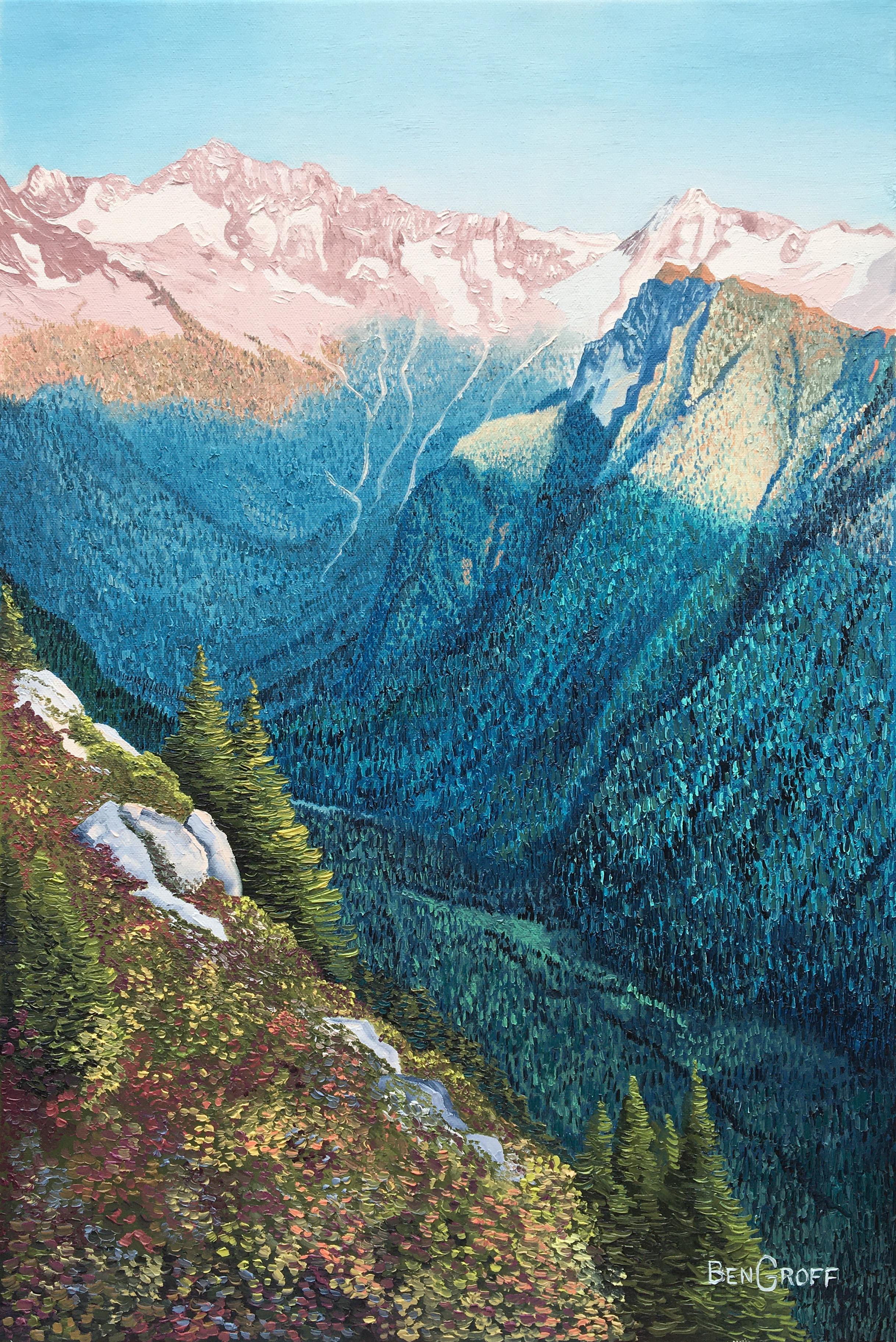 232.-Last-Light-on-Eldorado-Peak-July-2020