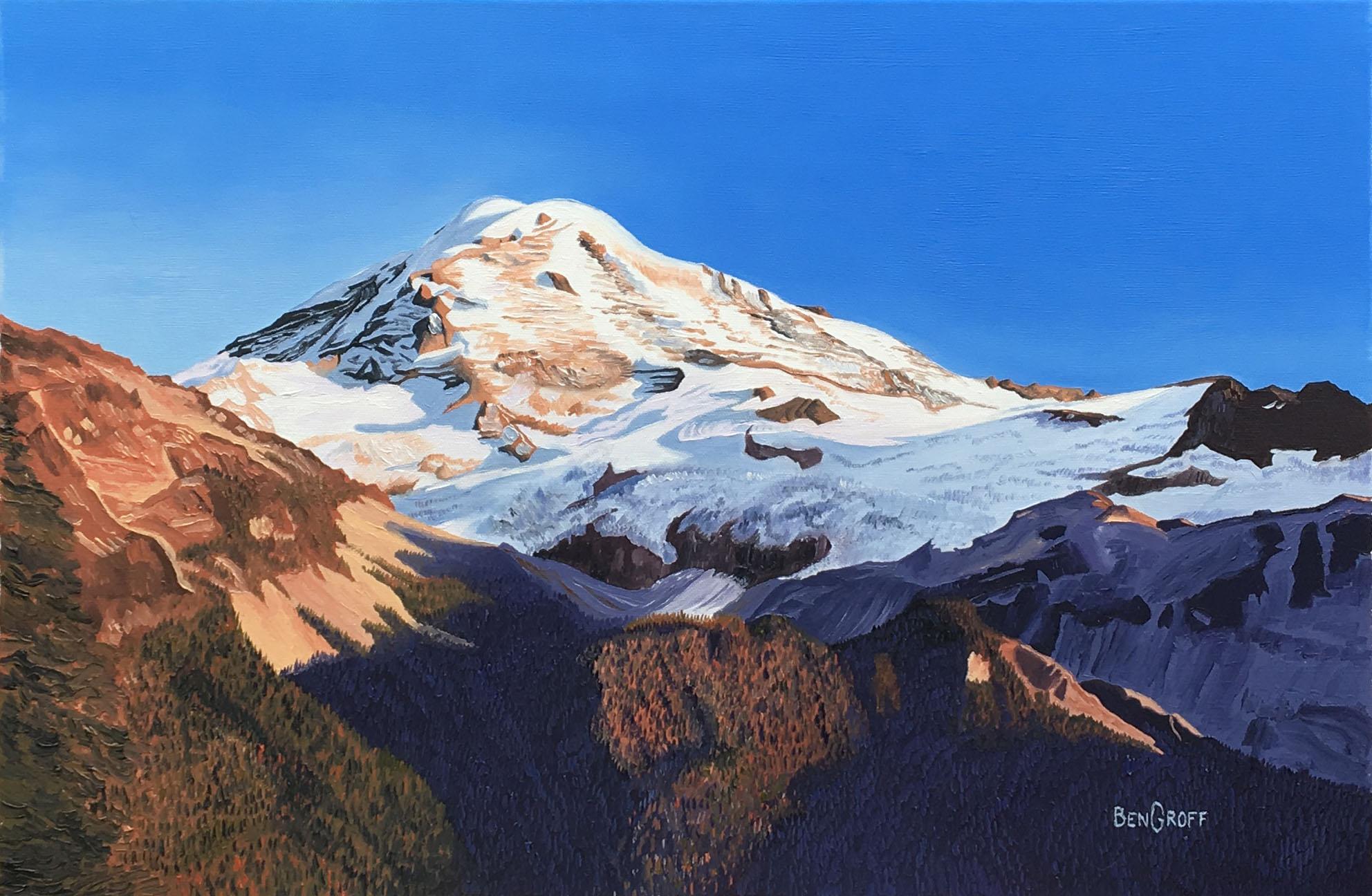 Mt.-Rainier-Sunset-Amphitheater