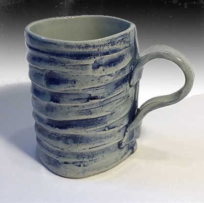 Pottery 3 by Dan Neish, Clay