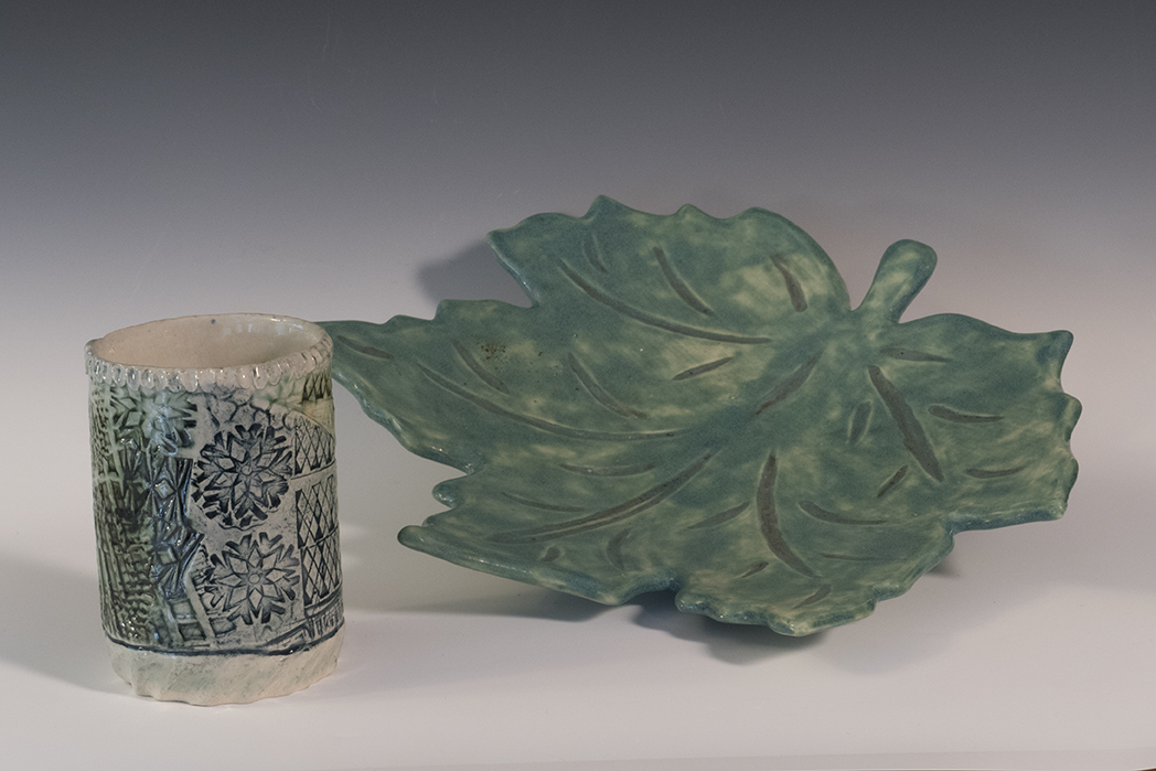 Pottery by Diana Sheiness, Clay