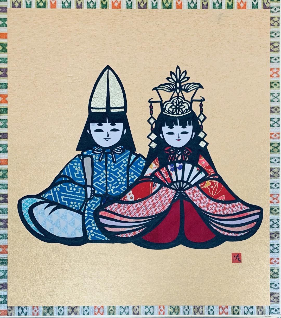 Girls Day Dolls by Satchi Tanimoto