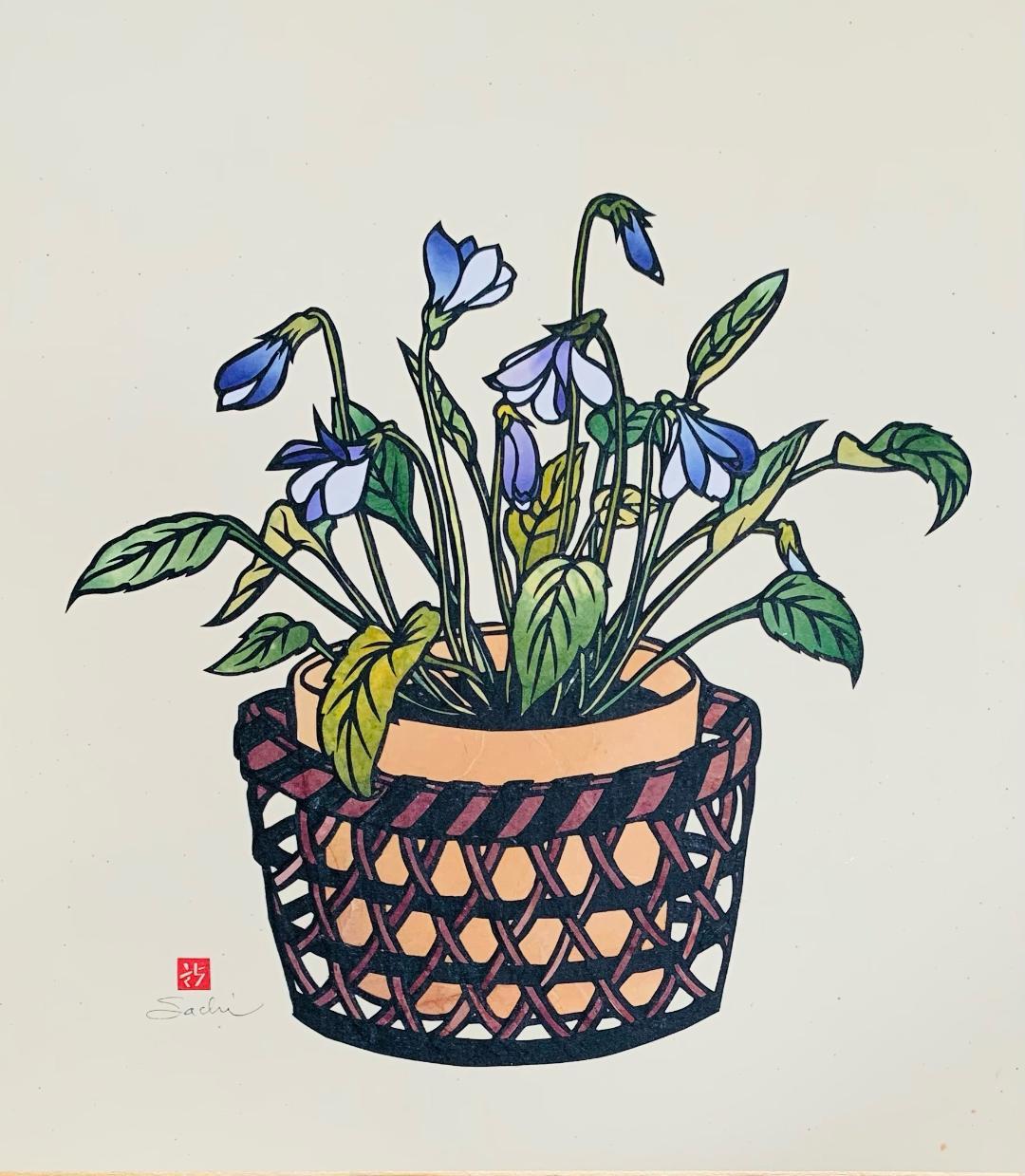 Violet by Satchi Tanimotol