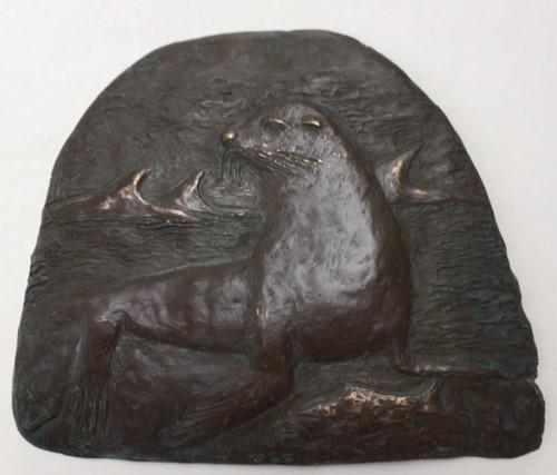 Sea Lion by Anne-Lise Deering