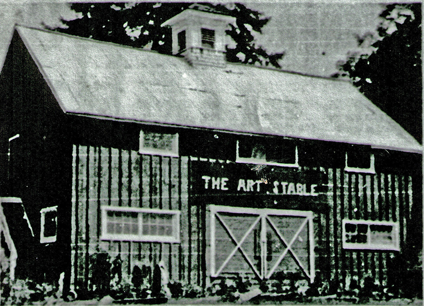 The Art Stable